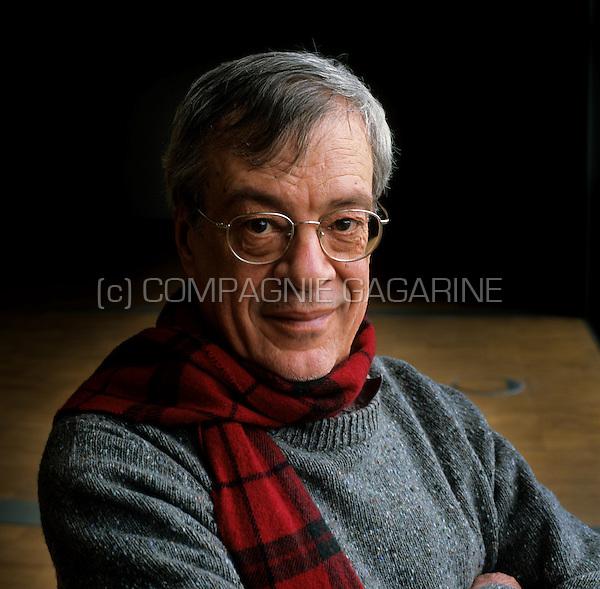 Argentine cartoonist Jose Muñoz (Belgium, 10/02/2007)
