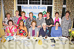 Enjoying a great night at the Dromid ICA 10 Anniversary Dinner in The Butler Arms Hotel Waterville were front l-r; Helen O'Sullivan, Rita O'Sullivan, Noreen McEvoy, Bridie Goodwin, Eileen O'Sullivan, back l-r; Rose O'Sullivan, Kathleen O'Sullivan, Mary Keating, Bridget O'Sullivan, Abbie O'Sullivan, Lilly O'Shea, Kathleen O'Shea & Hannie O'Shea.