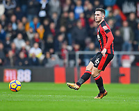 Lewis Cook of AFC Bournemouth during AFC Bournemouth vs Arsenal, Premier League Football at the Vitality Stadium on 14th January 2018