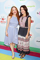 LOS ANGELES - SEP 23:  Amy Davidson, Marla Sokoloff at the 6th Annual Red CARpet Safety Awareness Event at the Sony Pictures Studio on September 23, 2017 in Culver City, CA