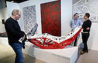 Nederland Eindhoven 2016.DDW Dutch Design Week. Strijp-S. Byyu 90.2 Naked.  Foto Berlinda van Dam / Hollandse Hoogte
