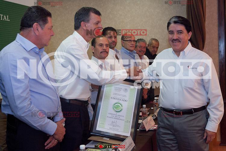 Profepa y Grupo mexico