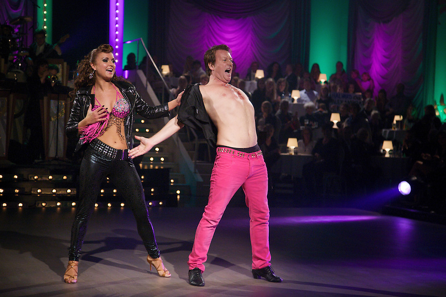Oslo, 20091017. Skal vi danse. Svein