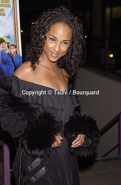 Feb 08, 2001; Los Angeles, CA, USA The pan African Film &amp; Arts festival Open at the Galaxy Theatre in Los Angeles <br /> &copy; Tsuni Pictures          -            McGee.Davis.Trina.01.jpg