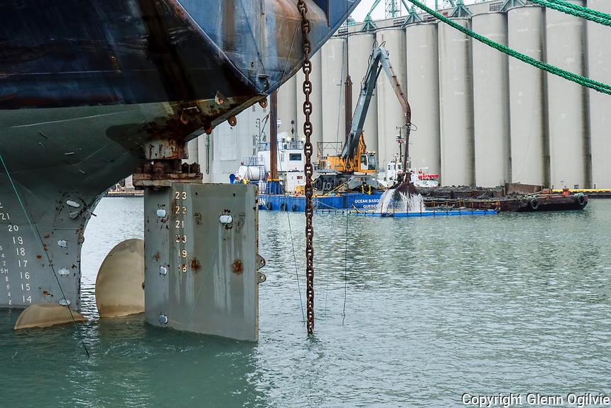 Dredging Sarnia Bay Harbour