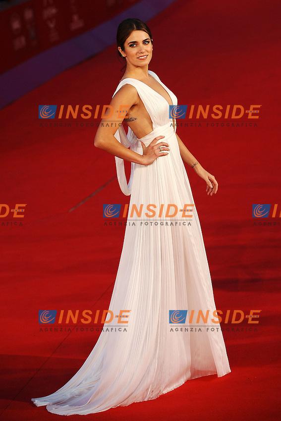 """Nikki REED.""""The Twilight Saga: Breaking Dawn Part I"""".Roma 30/10/2011 Auditorium.Festival Internazionale del Film di Roma.Foto Andrea Staccioli Insidefoto"""