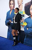 8 April 2019 - Los Angeles, California - Janelle Monae. The Premiere Of Universal Pictures &quot;Little&quot;  held at the Regency Village Theatre. <br /> CAP/ADM/FS<br /> &copy;FS/ADM/Capital Pictures