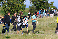 Haydn Porteous (RSA) walking to the 11th tee during Round 4 of the D+D Real Czech Masters at the Albatross Golf Resort, Prague, Czech Rep. 03/09/2017<br /> Picture: Golffile | Thos Caffrey<br /> <br /> <br /> All photo usage must carry mandatory copyright credit     (&copy; Golffile | Thos Caffrey)