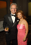 Charles Hausmann and Sabrina Nguyen at the Houston Symphony's opening night gala dinner at The Corinthian Saturday Sept. 12, 2009. (Dave Rossman/For the Chronicle)
