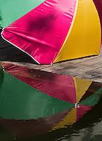 Colorful Umbrella Phitsanulok, Thailand