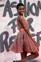 Maria Borges attends Fashion for Relief Cannes 2018 during the 71st annual Cannes Film Festival at Aeroport Cannes Mandelieu on May 13, 2018 in Cannes, France.<br /> CAP/GOL<br /> &copy;GOL/Capital Pictures