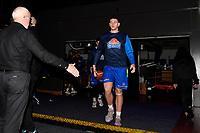 Saints' Anzac Rissetto during the NBL- Cigna Saints v Rams at TSB Arena,  Wellington, New Zealand on Sunday 23 June 2019. <br /> Photo by Masanori Udagawa. <br /> www.photowellington.photoshelter.com