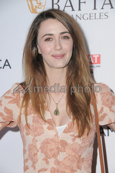 15 September  2017 - Beverly Hills, California - Madeline Zima. 2017 BAFTA Los Angeles BBC America TV Tea Party  held at The Beverly Hilton Hotel in Beverly Hills. Photo Credit: Birdie Thompson/AdMedia