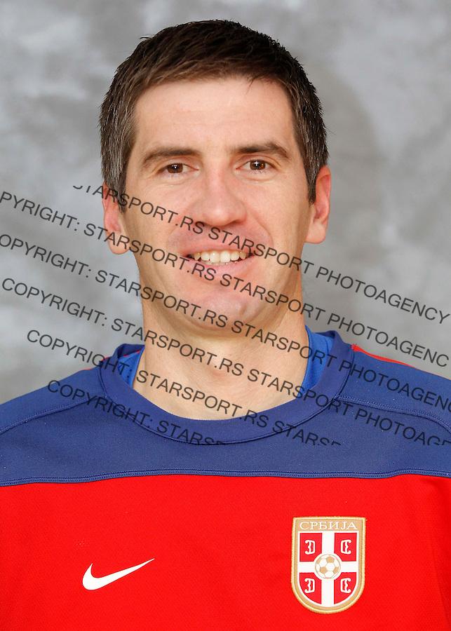 Fudbal  Reprezentacija Srbije<br /> Prijateljski mec Friendly match<br /> Srbija U17 v Croatia U17 <br /> Head coach Branislav Nikolic<br /> Beograd, 11.12.2013.<br /> foto: Srdjan Stevanovic/Starsportphoto &copy;