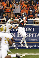 SAN ANTONIO, TX - SEPTEMBER 3, 2016: The University of Texas at San Antonio Roadrunners defeat the Alabama State University Hornets 26-13 at the Alamodome. (Photo by Jeff Huehn)