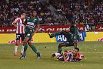 Con anotaciones de Edinson Toloza y Jorge Aguirre Atlético Junior venció 2-0 a Patriotas este miércoles por la tarde-noche en Barranquilla, en el Metropolitano, en juego aplazado de la fecha cuatro del Torneo Apertura Colombiano.