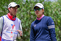 Eun Jeong Seong (KOR) looks over her tee shot on 2 during round 4 of  the Volunteers of America Texas Shootout Presented by JTBC, at the Las Colinas Country Club in Irving, Texas, USA. 4/30/2017.<br /> Picture: Golffile | Ken Murray<br /> <br /> <br /> All photo usage must carry mandatory copyright credit (&copy; Golffile | Ken Murray)