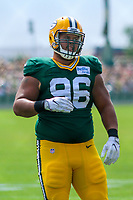 2017.08.29 Green Bay Packers Training Camp