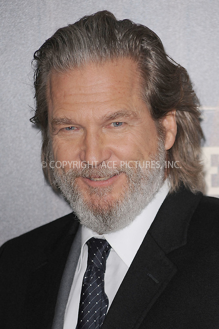 WWW.ACEPIXS.COM . . . . . .December 14, 2010...New York City... Jeff Bridges attends the premiere of 'True Grit' at the Ziegfeld Theatre on December 14, 2010 in New York City. ....Please byline: KRISTIN CALLAHAN - ACEPIXS.COM.. . .Ace Pictures, Inc: ..tel: (212) 243 8787 or (646) 769 0430..e-mail: info@acepixs.com..web: http://www.acepixs.com .