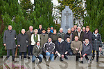 Members of the Allman and Bailey families at the Headford Ambush commemeration on sunday