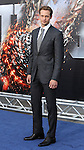 Alexander Skarsgard at the the American Premiere of Battleship, held at Nokia Theatre L.A. LIVE Los Angeles, CA. May 10,  2012