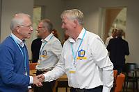 SCHAATSEN: LEEUWARDEN: Elfstedenhal, 15-09-2018, DE IJSSTER 50 jarig Jubileumfeest, ©foto Martin de Jong