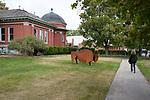 The Hockday Museum of Art in Kalispell, Montana