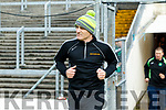 William Harmon South Kerry manager. South Kerry v  Kerins O'Rahillys in the Kerry Senior Football Championship Semi Final at Fitzgerald Stadium on Saturday.