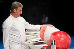 Denis Martin, Rest. Denis Martin (Vevey). Feria de gastronomía San Sebastián Gastronomika. Congreso Internacional de Gastronomía con lo mejor de la gastronomía vasca, española y mundial