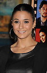 """BEVERLY HILLS, CA - MARCH 04: Emmanuelle Chriqui arrives at the """"Elektra Luxx"""" Los Angeles Premiere at The Aidikoff Screening Room on March 4, 2011 in Beverly Hills, California."""