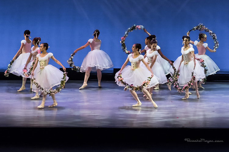 """Saturday Morning Performance of """"A Dance 4 All Seasons"""", the 2017 Annual Showcase by the Cary Ballet Conservatory"""