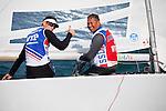 Bow n: 93, Skipper: Jonathan Lobert, Crew: Mike Maier, Sail n: FRA