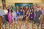 Birthday Boy - James Fealy from Abbeydorney, seated centre having a wonderful time with family and friends at his 50th birthday party held in The Sports Complex, Abbeydorney on Saturday night.......................................................................................................................................................................................................................................................................................................................................................................................................................................................................................................................................................................................................................... ........................