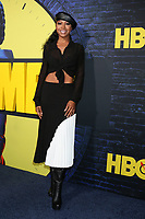 LOS ANGELES - OCT 14:  Gabrielle Dennis at the HBO's Watchman Premiere Screening at the Cinerama Dome on October 14, 2019 in Los Angeles, CA