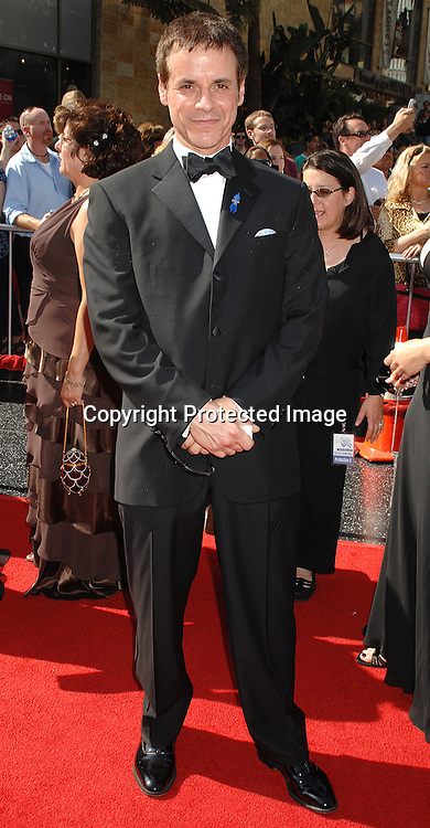 Christian LeBlanc..arriving at The 34th Annual Daytime Emmy Awards on ..June 15, 2007 at The Kodak Theatre in Hollywood, California. ..Robin Platzer, Twin Images......212-935-0770