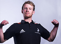 Physiotherapist Miles Hanley. 2019 New Zealand Schools Barbarians rugby union headshots at the Sport & Rugby Institute in Palmerston North, New Zealand on Wednesday, 25 September 2019. Photo: Dave Lintott / lintottphoto.co.nz