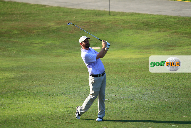 Thomas Aiken (RSA) on the 7th fairway during Round 2 of the Maybank Championship on Friday 10th February 2017.<br /> Picture:  Thos Caffrey / Golffile<br /> <br /> All photo usage must carry mandatory copyright credit      (&copy; Golffile | Thos Caffrey)