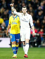 Real Madrid's Gareth Bale during La Liga match. March 1,2017. (ALTERPHOTOS/Acero) /NORTEPHOTOmex