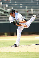 George Kontos - Phoenix Desert Dogs - 2010 Arizona Fall League.Photo by:  Bill Mitchell/Four Seam Images..