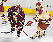 Jim Jorgensen, JD Corbin - The Ferris State Bulldogs defeated the University of Denver Pioneers 3-2 in the Denver Cup consolation game on Saturday, December 31, 2005, at Magness Arena in Denver, Colorado.