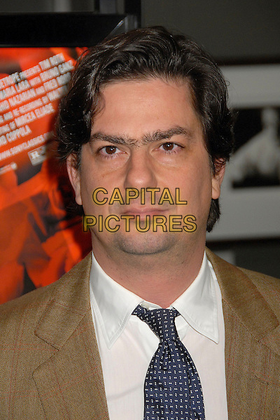 "ROMAN COPPOLA.""Youth Without Youth"" Los Angeles Premiere at the WGA Theatre, Beverly Hills, California, USA, .7 December 2007..portrait headshot.CAP/ADM/BP.©Byron Purvis/AdMedia/Capital Pictures."
