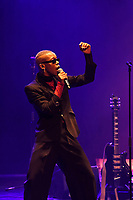 LONDON, ENGLAND - AUGUST 9: Nakhane performing at Nile Rodgers' Meltdown at Purcell Room on August 9, 2019 in London, England.<br /> CAP/MAR<br /> ©MAR/Capital Pictures