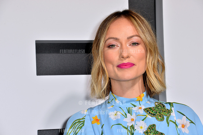"LOS ANGELES, CA. September 13, 2018: Olivia Wilde at the premiere for ""Life Itself"" at the Cinerama Dome.<br /> Picture: Paul Smith/Featureflash"