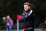 ***BETALBILD***  <br /> Stockholm 2015-09-27 Fotboll Damallsvenskan Hammarby IF DFF - FC Roseng&aring;rd :  <br /> Roseng&aring;rds huvudtr&auml;nare tr&auml;nare Jack Majgaard Jensen under matchen mellan Hammarby IF DFF och FC Roseng&aring;rd <br /> (Foto: Kenta J&ouml;nsson) Nyckelord:  Fotboll Damallsvenskan Dam Damer Zinkensdamms IP Zinkensdamm Zinken Hammarby HIF Bajen FC Roseng&aring;rd tr&auml;nare manager coach portr&auml;tt portrait