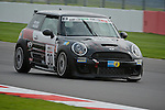Chris Oakman - OX4 Racing Mini Cooper S JCW