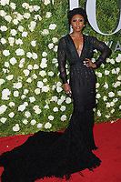 www.acepixs.com<br /> June 11, 2017  New York City<br /> <br /> Cynthia Erivo attending the 71st Annual Tony Awards arrivals on June 11, 2017 in New York City.<br /> <br /> Credit: Kristin Callahan/ACE Pictures<br /> <br /> <br /> Tel: 646 769 0430<br /> Email: info@acepixs.com