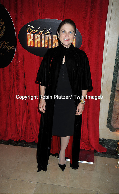 "Tovah Feldshuh arrives at the "" End Of The Rainbow"" Broadway opening night party  at The Plaza Hotel  in New York City on April 2, 2012. The show stars Tracie Bennett, Tom Pelphrey, Michael Cumptsy and Jay Russell."