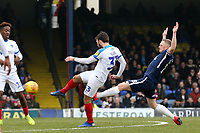 Ben Close of Portsmouth scores the second goal during Southend United vs Portsmouth, Sky Bet EFL League 1 Football at Roots Hall on 16th February 2019
