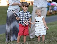 Constitution Day held at former president James Madison's Montpelier Estate in Orange, Va. Photo/Andrew Shurtleff
