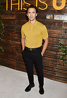 "WEST HOLLYWOOD, CA - AUGUST 10: Milo Ventimiglia attends NBC's ""This Is Us"" Pancakes with the Pearsons at 1 Hotel West Hollywood on August 10, 2019 in West Hollywood, California.<br /> CAP/ROT/TM<br /> ©TM/ROT/Capital Pictures"